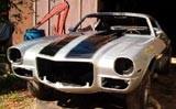 Project Metal '70 Camaro